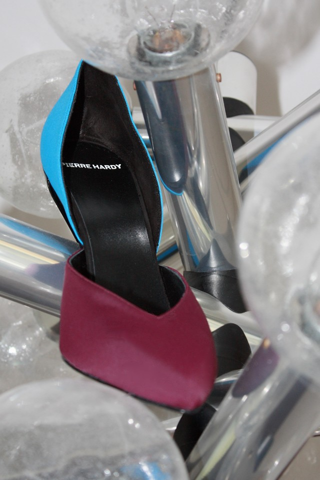 Neopren pumps Pierre Hardy